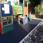 Playground Trim Trail Equipment in Auchenblae 4