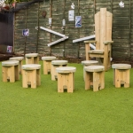 Schools Outdoor Timber Classrooms in Abbas Combe 1