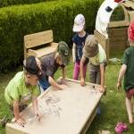 Children's Creative Play Areas in Suffolk 7