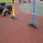 Playground Trim Trail Equipment in Babbacombe 5