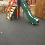 Playground Trim Trail Equipment in Aston Botterell 9