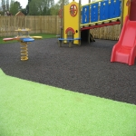 Playground Trim Trail Equipment in Aberdulais 7