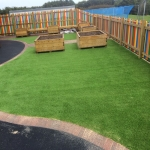 Playground Trim Trail Equipment in Warwickshire 6