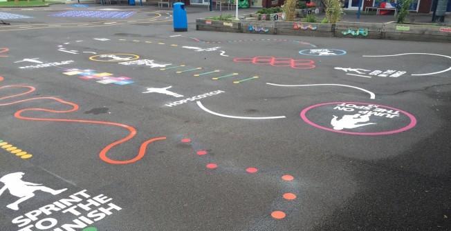 Nursery Play Area Features