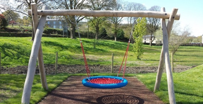 Bespoke Basket Swings in Tyne and Wear