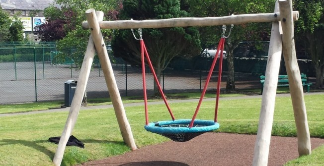 Children's Swing Equipment in Tyne and Wear