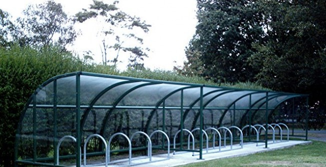 Cycle Shelters in Larne