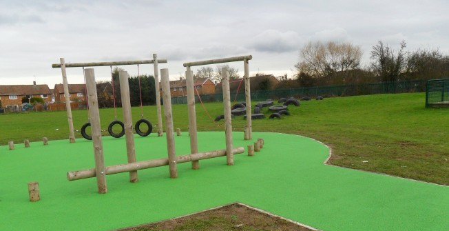 Outdoor Activity Circuit in Anslow Gate