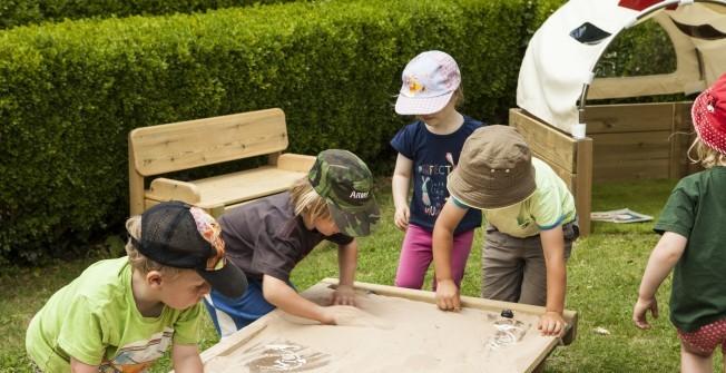 Children S Creative Activities Playgrounds In West Mersea
