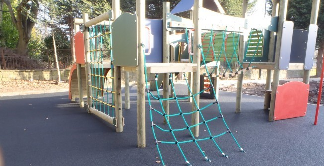 Playground Climb Equipment