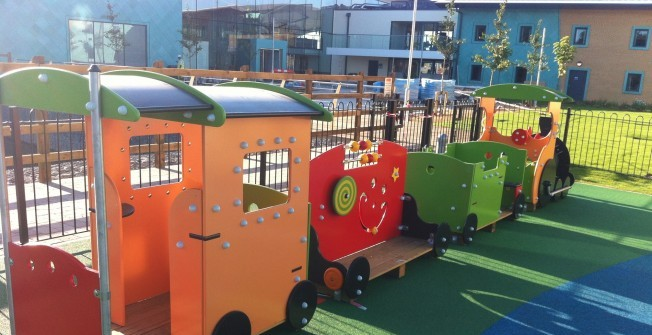 Imaginative Playground Features