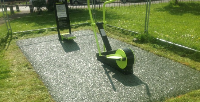 Play Area Gym Equipment in Tyne and Wear