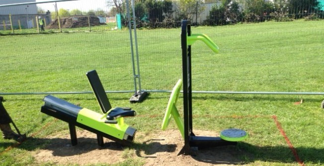Children's Outdoor Play Gym in Tyne and Wear