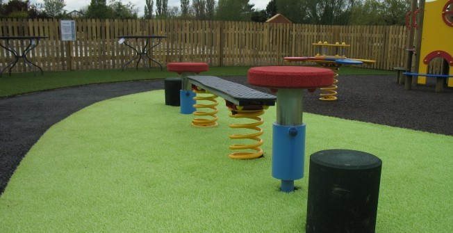 Playground Artificial Grass in Tyne and Wear