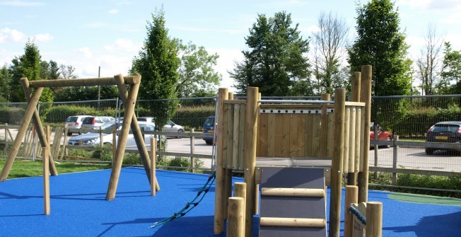 Playground Installation Contractor in Monmouthshire