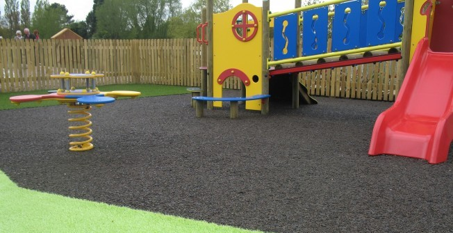 Educational Outdoor Features in Abersychan