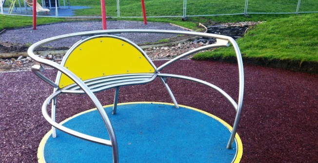 School Playground Surfacing in Abbeytown