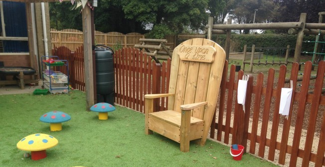 School Play Area Furniture in Abernant