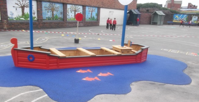 EYFS Playground Equipment