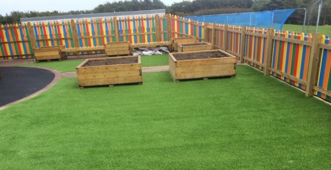 Recreational Turf Installers in Tyne and Wear