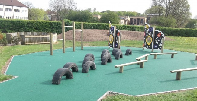 Play Area Installers in Monmouthshire