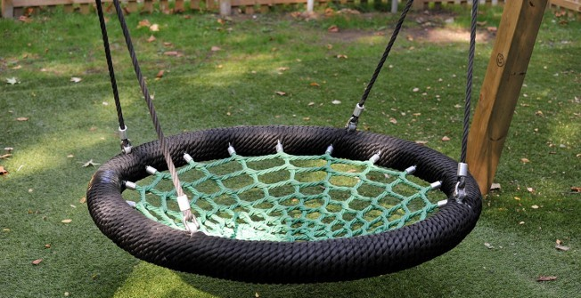 Nest Swing Equipment in Abbeydale Park