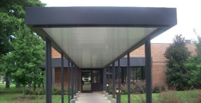 Walkway Shelters in Omagh